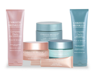 Christie Brinkley Skin Care Recapture 360
